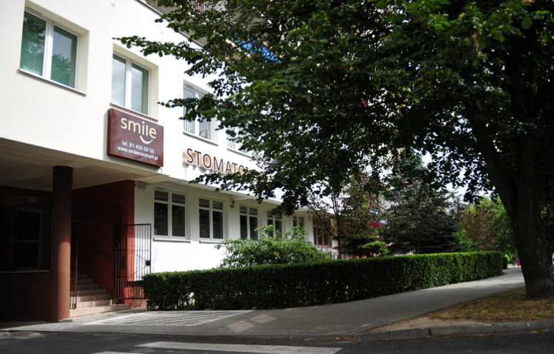 Smile Centrum Stomatologii - gabinet dentystyczny